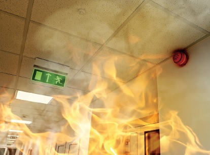 Incendie entreprise – Formation équipier 2 eme intervention 91